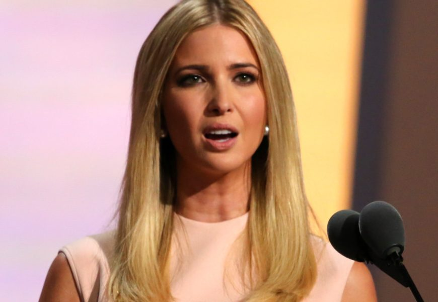 Ivanka Trump: EWW! The Peasants Tried to Talk to Me! Take Them Away!