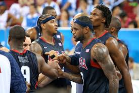 Melo and Lebron