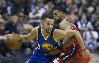 Is The NBA To Blame For Steph Curry's Shooting Woes?