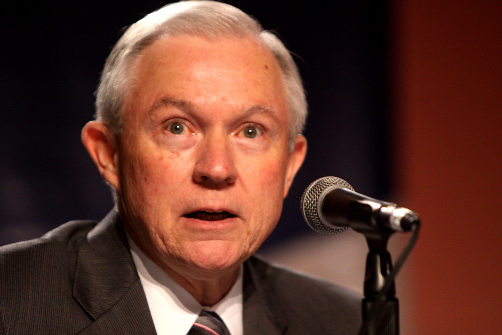 Jeff Sessions commits perjury after talking to Russian Ambassador