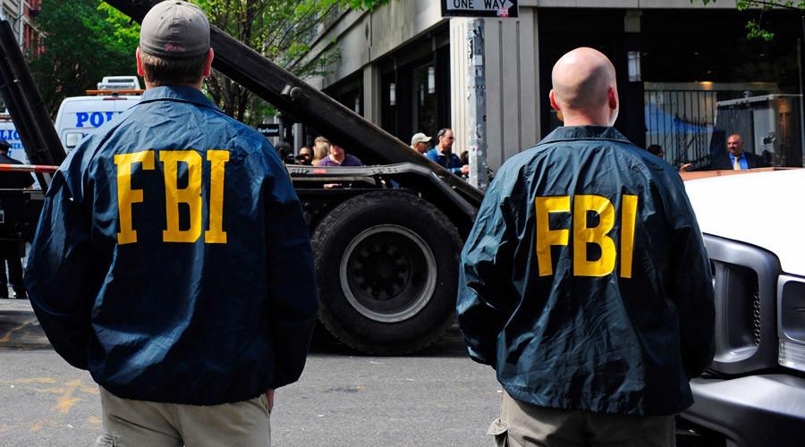 Trump FBI April Fool's Day