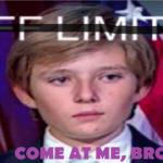 Barron Trump No Longer Off Limits Kathy Griffin