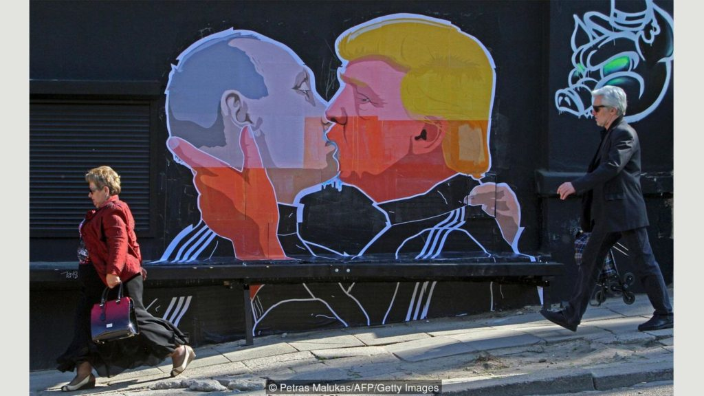 Trump Russia Collusion