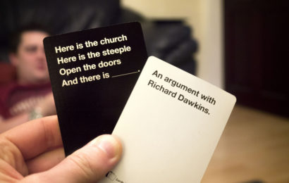 Cards Against Humanity…or Humanity Against Cards?