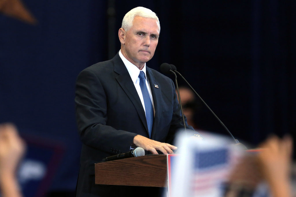 Mike Pence Used Private Email Account and Was Hacked