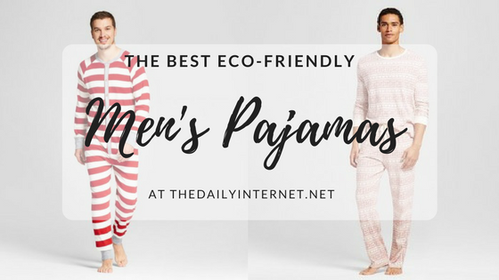 The Best Eco-Friendly Pajamas for Men