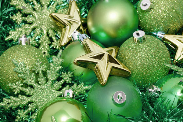 Green Christmas with eco-friendly gifts
