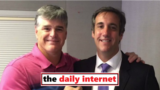 Sean Hannity Deletes Tweets About Michael Cohen