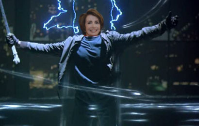 Nancy Pelosi has Killed Paul Ryan and Absorbed His Quickening