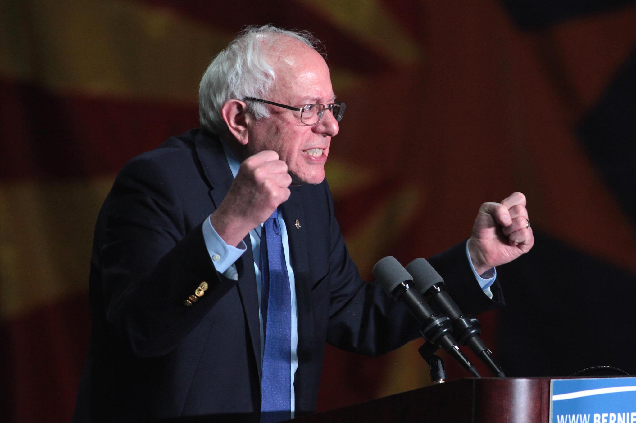Bern Felt - Sanders begins 2020 campaign