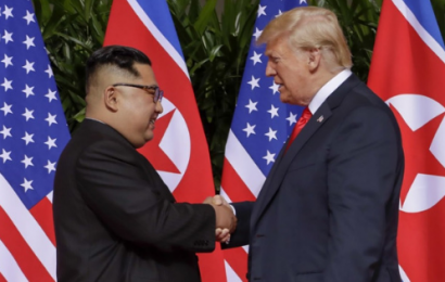 Kim Jong Un Convinces Trump to Give US Nukes to North Korea
