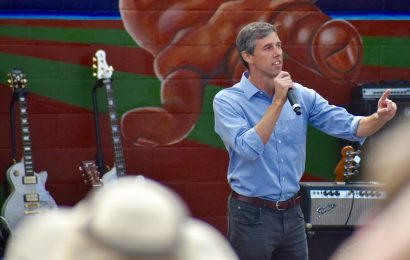 Beto_O'Rourke - Large Donations from Fossil Fuel Groups