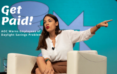AOC Warns Employers May try to Rip You Off
