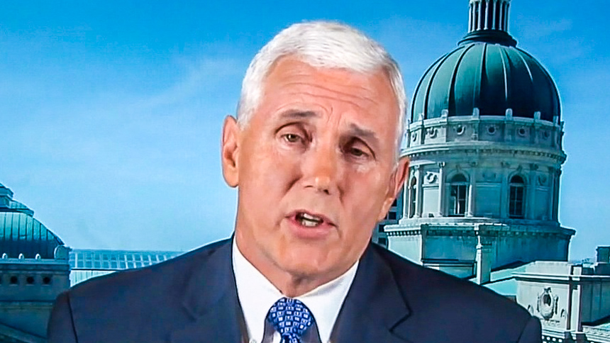 Mike Pence Dies from COVID-19