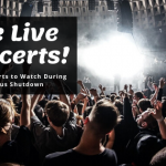 Virtual Concerts to Watch During the Coronavirus Shutdown