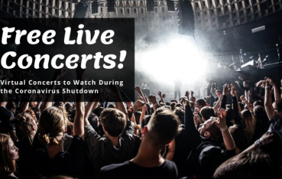 List Of Live Virtual Concerts To Watch During Quarantine